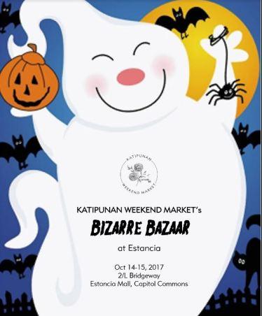 Katipunan Weekend Market - Oct 2017